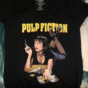 Pulp fiction v neck
